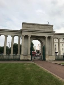 Join us for a Wellbeing Walk in Hyde Park, London on July 7th