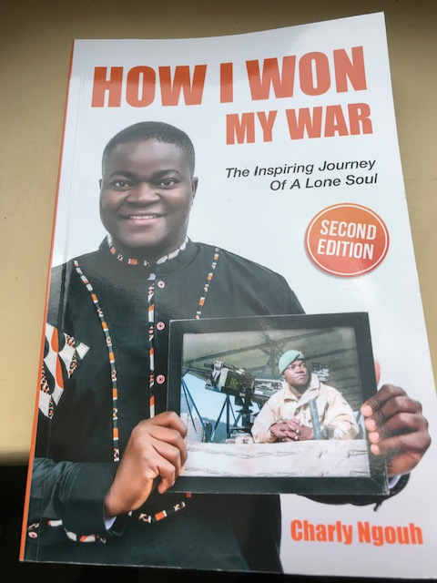 How I won my war by Charly Ngouh. A Book Review