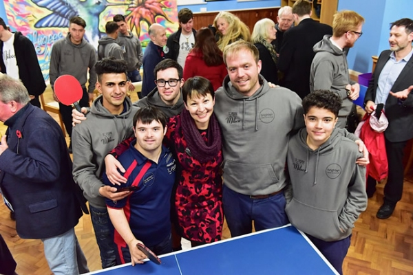 An interview with Brighton Table Tennis Club