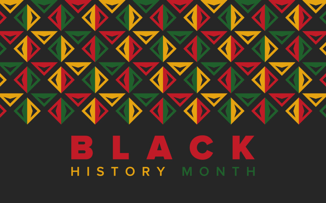It's Our Black History Month